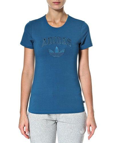 T-shirts adidas Originals Slim Logo T-shirt från Adidas Originals