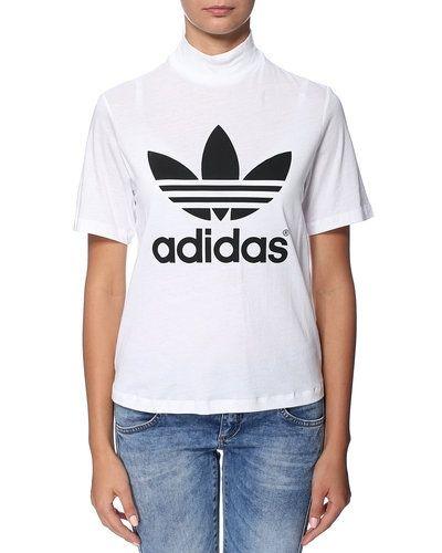 vit adidas tröja