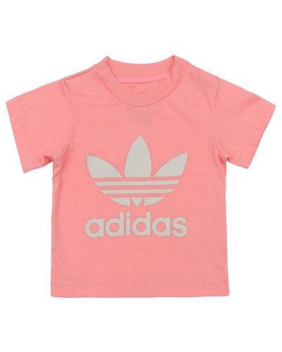 Rosa t-shirts från Adidas Originals till tjej.