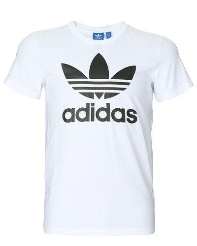 adidas tröja svart vit