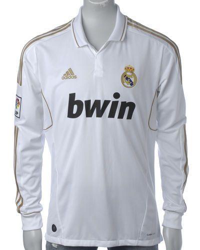 Adidas Real Madrid Tee med långa ärmar - Adidas - Kortärmade träningströjor