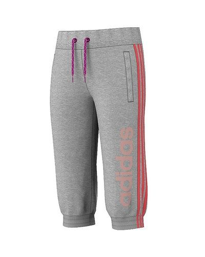 Adidas adidas YG R 3/4kn Pant Z27345 000 MEDGREHEA/RE
