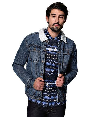 Anerkjendt 'Kito' jeansjacka m/foder från Anerkjendt, Vindjackor