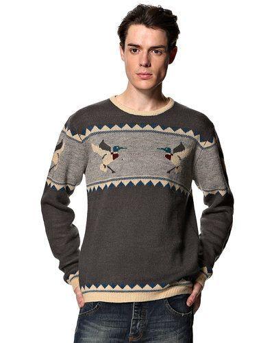 Anerkjendt 'Tin' stickad tröja - Anerkjendt - Mössor