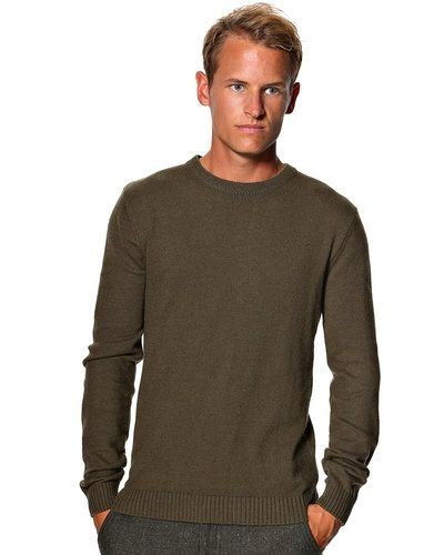 Anerkjendt 'Turf' stickad tröja från Anerkjendt, Mössor