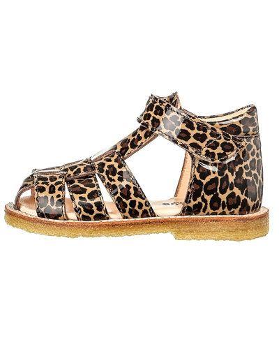 Till dam från ANGULUS, en brun sandal.