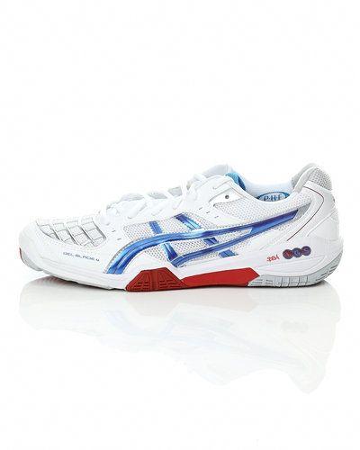 Asics Gel-Blade 4 badmintonskor från ASICS, Inomhusskor