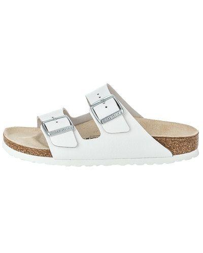 Till dam från Birkenstock, en vit sandal.