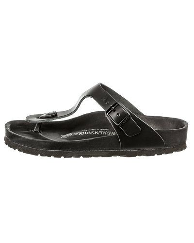 Svart sandal från Birkenstock till dam.