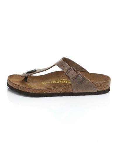 Brun sandal från Birkenstock till dam.
