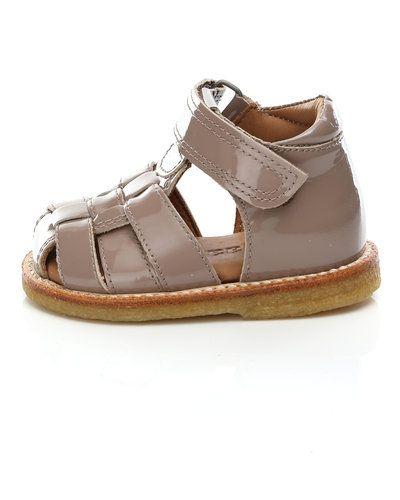 Brun sandal från Bisgaard till dam.