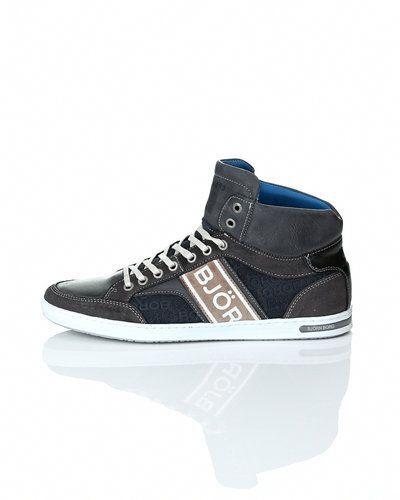 Blå sneakers från Björn Borg till herr.