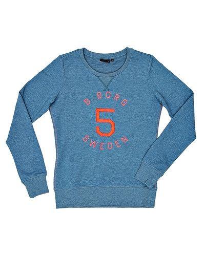 1a8bb8bc6b0 Till dam från Björn Borg, en blå sweatshirts.