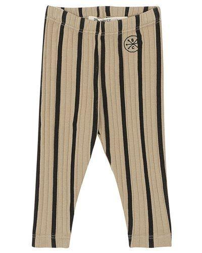 Till barn från Bobo choses, en brun leggings.