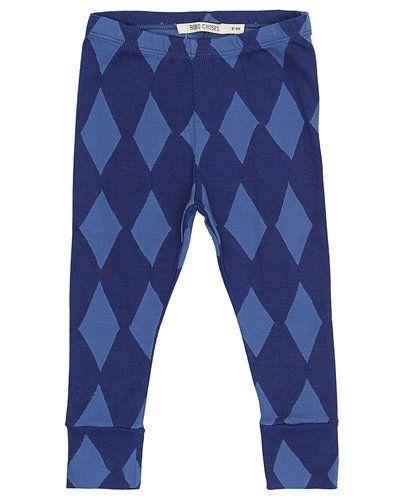Till barn från Bobo choses, en blå leggings.