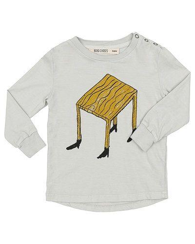 Till kille från Bobo choses, en grå tröja.