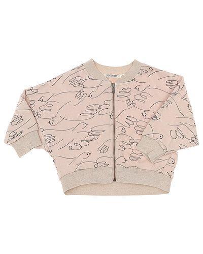 Till barn från Bobo choses, en rosa sweatshirts.