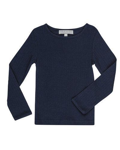 Blå långärmad tröja från BombiBitt till unisex/Ospec..