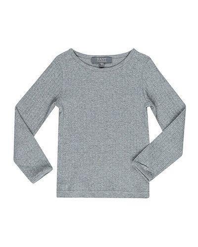 Till unisex/Ospec. från BombiBitt, en grå tröja.