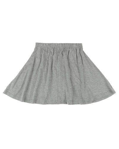 Grå kjol från BombiBitt till tjej.