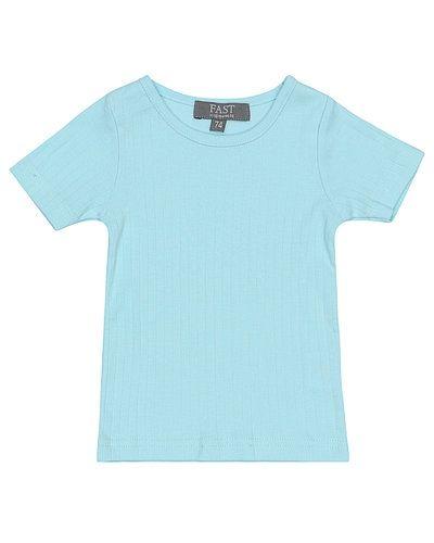 Till barn från BombiBitt, en blå t-shirts.