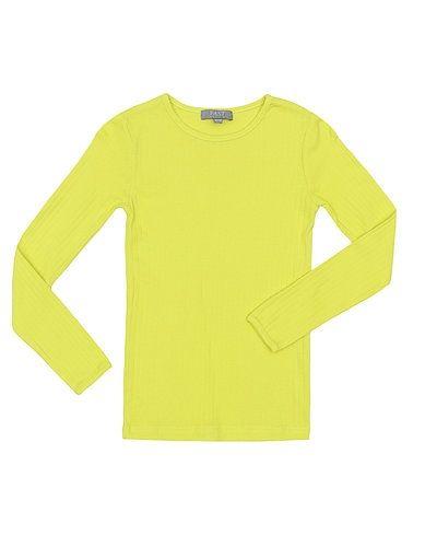 Till barn från BombiBitt, en gul tröja.