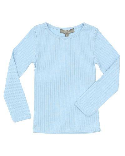 Till barn Unisex/Ospec. från BombiBitt, en blå tröja.