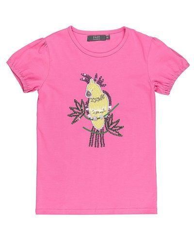 Rosa t-shirts från BombiBitt till dam.