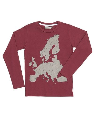 Till tjej från BombiBitt, en röd tröja.