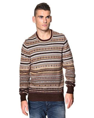 Boomerang Boomerang 'Troposf' stickad tröja. Huvudbonader håller hög kvalitet.