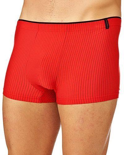 Röd boxerkalsong från Bruno Banani till herr.