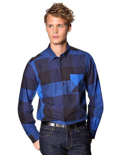 Bruuns Bazaar 'Vegard' långärmad skjorta