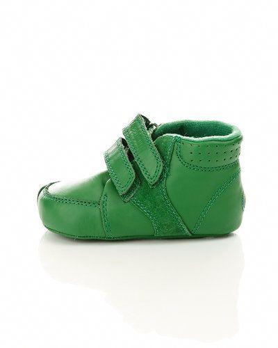 Till barn från Bundgaard, en grön sneakers.
