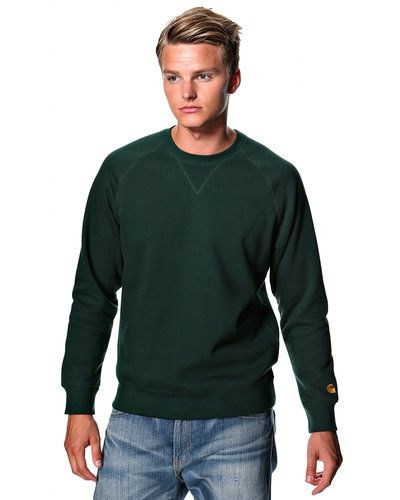 Carhartt 'Chase' tröja Carhartt sweatshirts till killar.