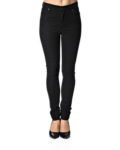 Cheap Monday high waist jeans till dam.