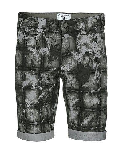 Grå shorts från CHEAPLOADER till herr.
