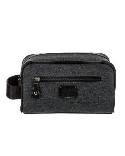 Till unisex från Cimi beauty bags, en grå necessär.