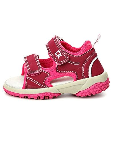 Color kids sandal till dam.