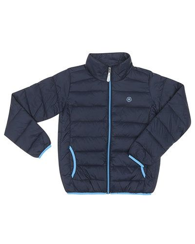 Blå jacka från Color kids till tjej.