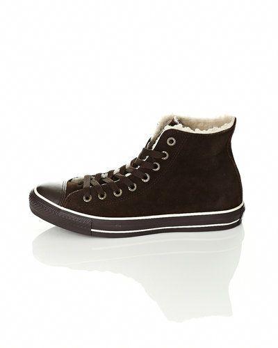 Converse Converse leather hi m/foder