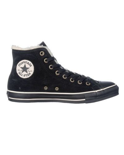Converse Converse leather Hi m/foder