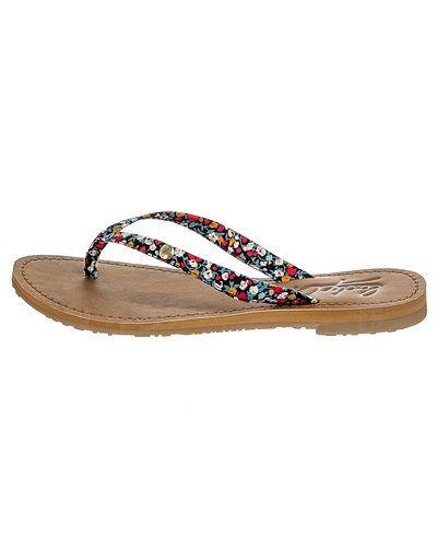 Flerfärgad sandal från CoolShoe till dam.