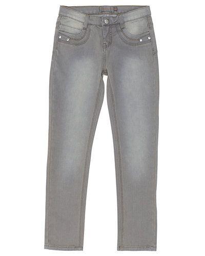Till tjej från Creamie, en grå jeans.