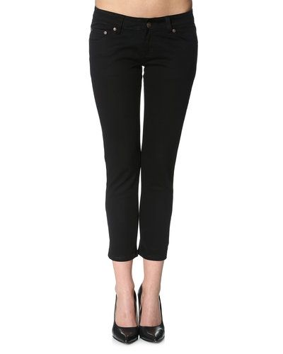 Svart jeans från DBC till dam.