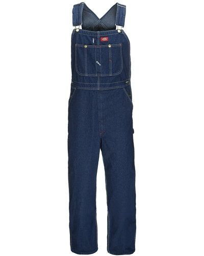 Dickies 'Bib' overall Jeans Dickies blandade jeans till unisex.