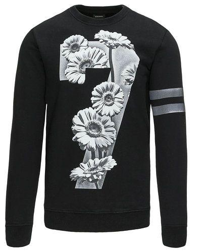 Diesel 'S-Eleni' tröja Diesel sweatshirts till killar.