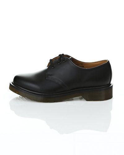 Svart sko från Dr. Martens till dam.