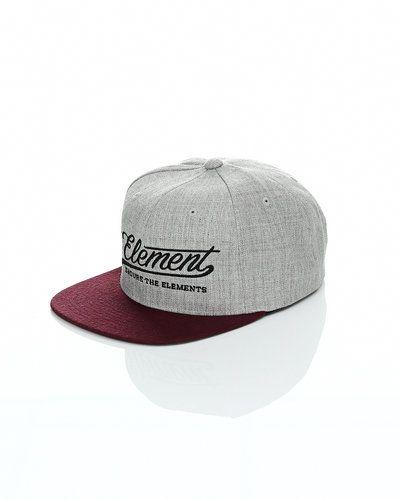 Element Element 'Legacy' snapback cap. Huvudbonader håller hög kvalitet.