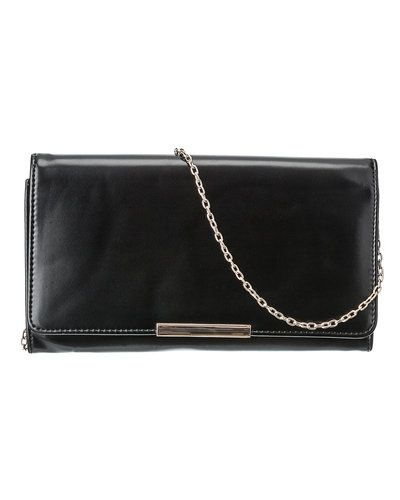 Till tjejer från Erbs Denmark, en metallicfärgad kuvertväska.