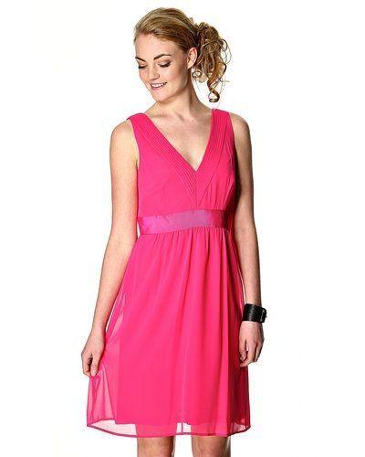 rosa klänning dam